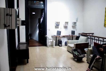 hostel 06mag2015 01 1 450x300 Hospedagem no La Casona de Don Jaime 2