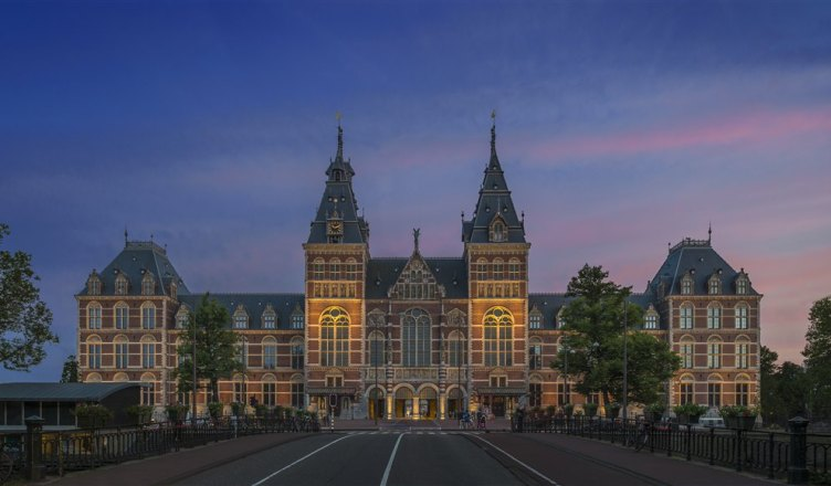 Conhecendo o Rijksmuseum em Amsterdã