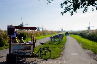 %name Gastronomia em Roterdã e Kinderdijk