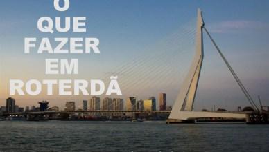 Bate e volta na Holanda: 10 atrações grátis em Roterdã para ver em 1 dia