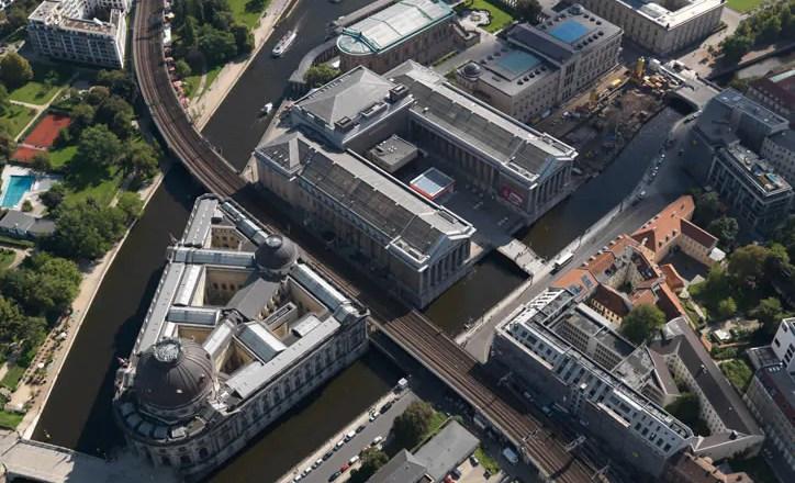 Museumsinsel A Ilha dos Museus de Berlim