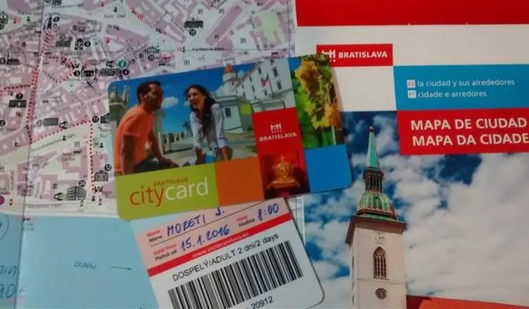 O Bratislava Citycard vale a pena?