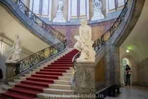Visitando o Museu Bode em Berlim