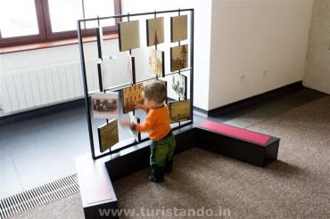 %name O museu da história eslovaca no castelo de Bratislava