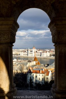 Conhecendo o lado Buda, em Budapeste