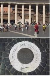 Roma Italia centro colonato 199x300 12 locais para você visitar no norte de Roma e Vaticano