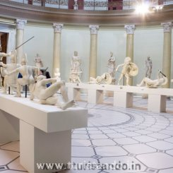 %name O Altes Museum em Berlim