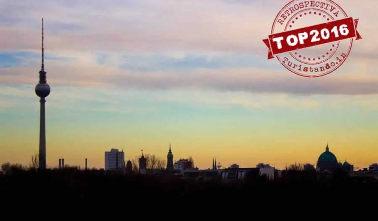 #topviagens2016 A nossa Trip Retrospectiva 2016 Turistando.in