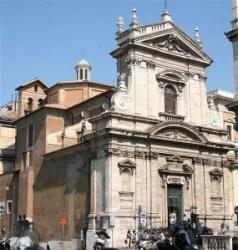 Chiesa di Santa Maria della Vittoria na Roma Barroca