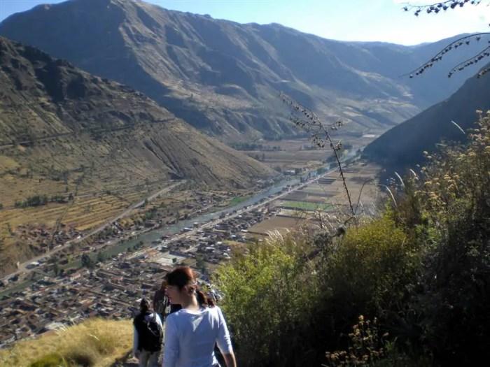 Turistando Peru Pisac ruina idade Pisaq de tirar o fôlego: uma prévia para Machu Picchu