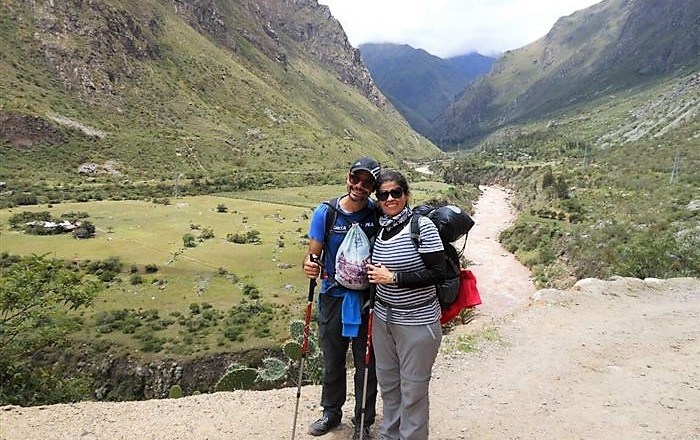 mochilão no Peru