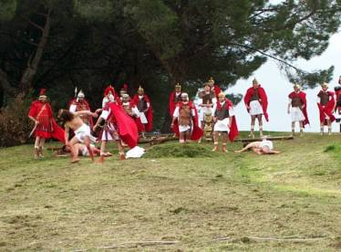 %name A páscoa no sul da Itália [Basilicata]