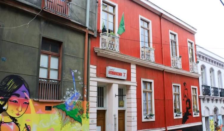 Hotel Da Vinci Valparaiso Chile