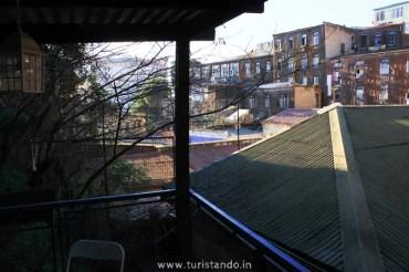 %name Onde se hospedar em Valparaiso: Hotel Da Vinci