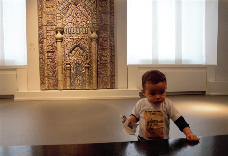 Foto 5 pergamon museum berlim [8 ON 8] – Crianças também viajam (e nem sempre atrapalham os pais)