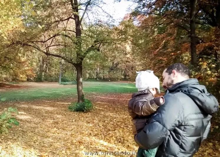 8on8 Turistandoin Tiergarten Berlim outono inverno 005 [8 ON 8] O Tiergarten Berlim no outono e inverno
