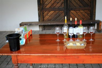 %name Tour degustação na Vinícola Undurraga em Santiago por conta própria