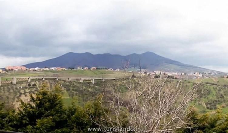 8 pequenas cidades da Basilicata no sul da Itália
