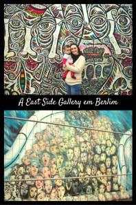 3ca3c15f4390d95c6d47e79b20062c24 A East Side Gallery em Berlim