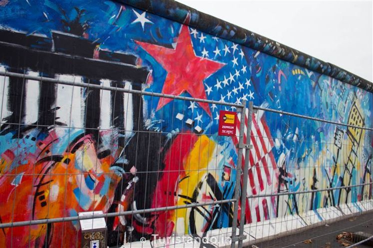 8on8 5 A cor de seus muros Turistando.in  [8on8] Berlim em 8 cores