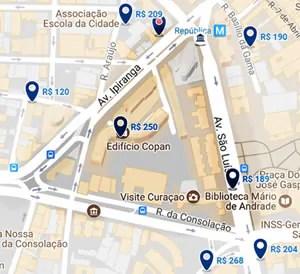 onde ficar em sao paulo copan Quais os melhores lugares e ruas para se hospedar no centro de São Paulo