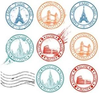 travel stamps 03 300x283 Sobre nosso Blog Turistando.in!