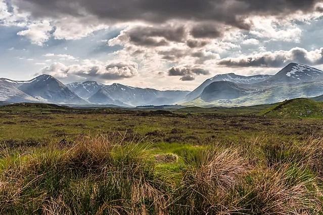 640px Rannoch Moor 14134334088 [8 on 8] 8 cenários de Outlander nas Highlands da Escócia