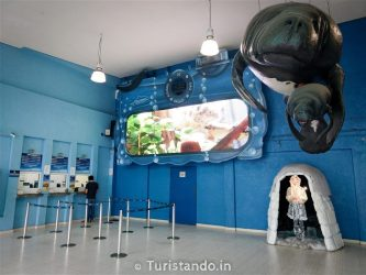 Aquario SPcomCriança Turistando.in 05 333x250 São Paulo com crianças: O Aquário de São Paulo