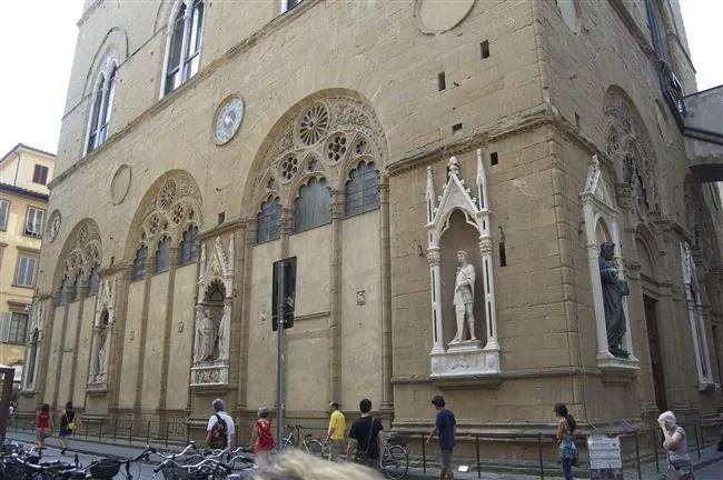 igrejas de Florença Orsanmichele As igrejas de Florença que você tem que conhecer