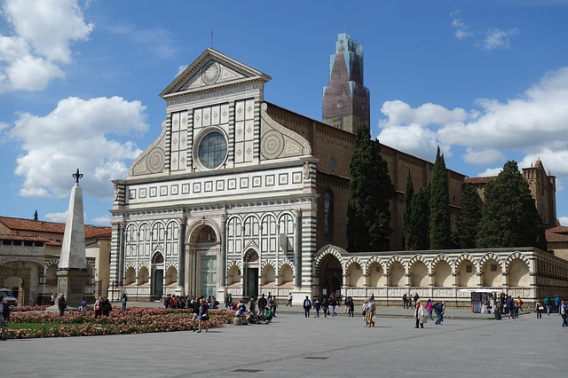igrejas de Florença santa maria novella As igrejas de Florença que você tem que conhecer