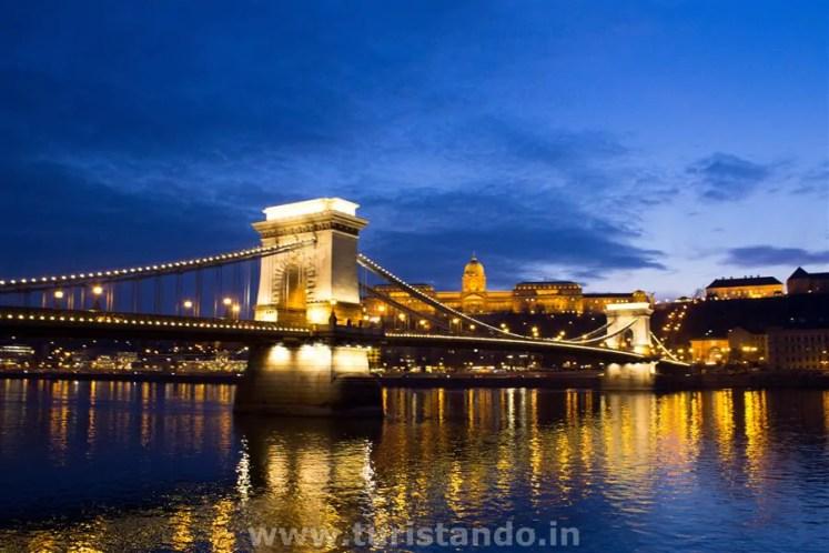 Budapeste Chain Brigde 3 Lua de Mel na Europa: 8on8 nas cidades clichês