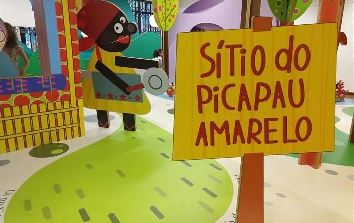 """São Paulo com criança: """"O Mundo das Maravilhas de Monteiro Lobato"""""""