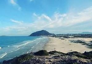 Praia do Santinho e1535598760642 Todas as praias de Florianópolis