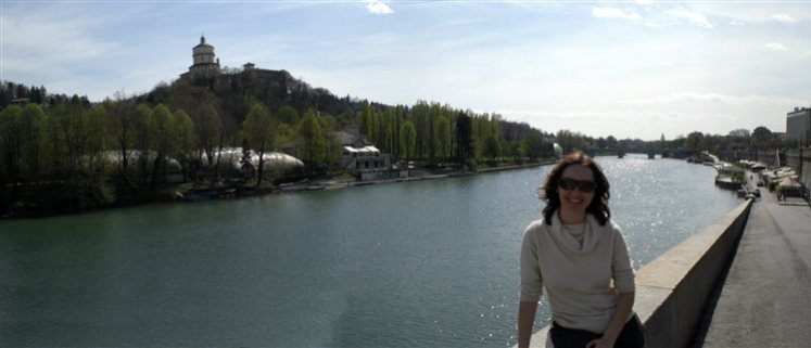 Torino 02apr08 Il fiume Po 11 8 cidades italianas que sempre sonhei em conhecer