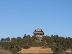 Bell Tower vista de longe