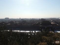 Mais da cidade proibida vista do alto