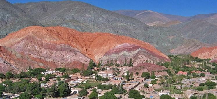Quebrada Humahuaca FONTE : quebradadehumahua.com