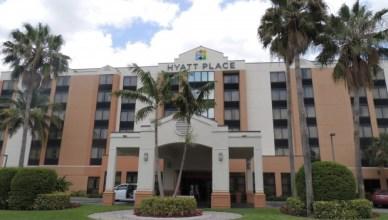 Como é se hospedar no Hotel Hyatt Place Miami Airport 8a87fbd61a