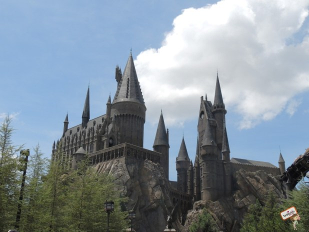 O Castelo do Harry Potter
