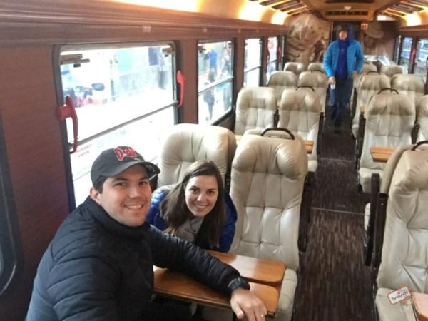 Trem ao Machu Picchu