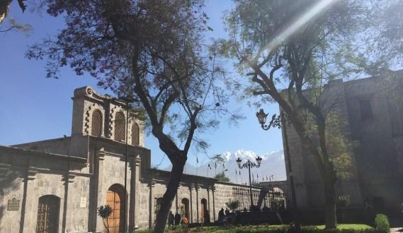 Conhecendo a charmosa cidade de Arequipa no Peru