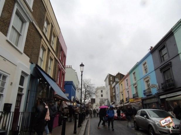 Esse é o mercado: Portobello Market Place