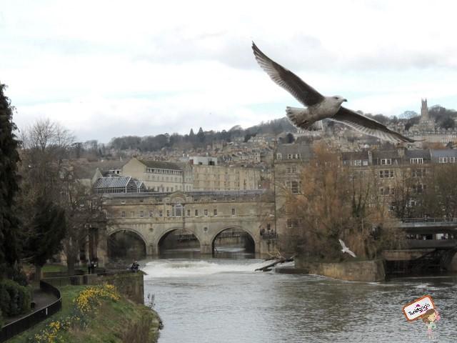 Bath e sua linda paisagem