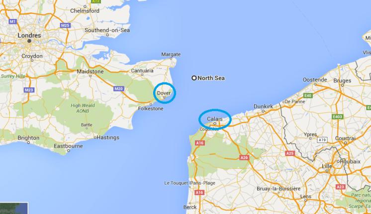 Leeds, Dover e Canterbury