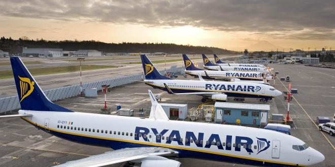 Voos Ryanair, voando com a companhia low cost da Europa