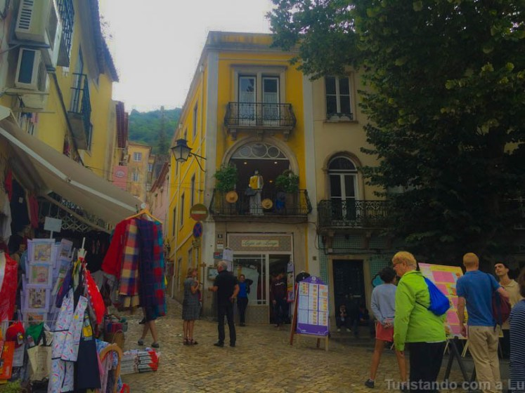 o que fazer em Sintra e Cascais