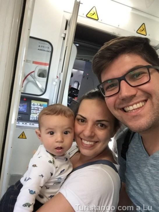 seguro viagem bebês e crianças
