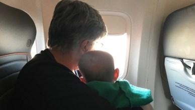 Seguro viagem com bebês