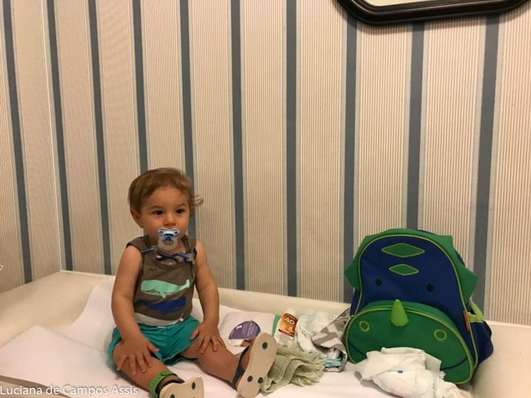 baby care center da disney