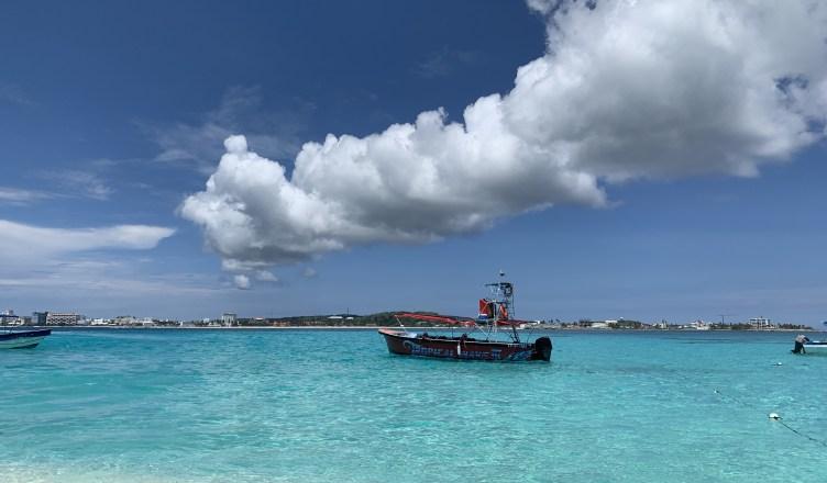 ilha de johnny cay